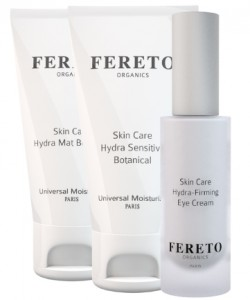 BESTSELLER: HYDRA SENSITIVE + HYDRA MAT + HYDRA FIRMING EYE CREAM