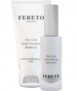 HYDRA SENSITIVE + HYDRA FIRMING EYE CREAM