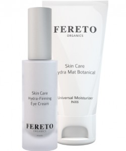 HYDRA MAT + HYDRA FIRMING EYE CREAM